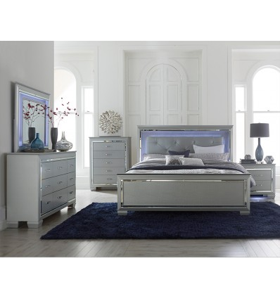 JEWEL QUEEN BED