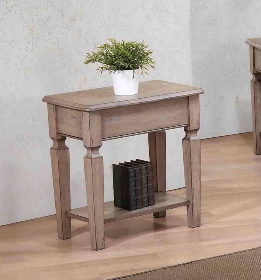 Malibu Grey Table Lamp