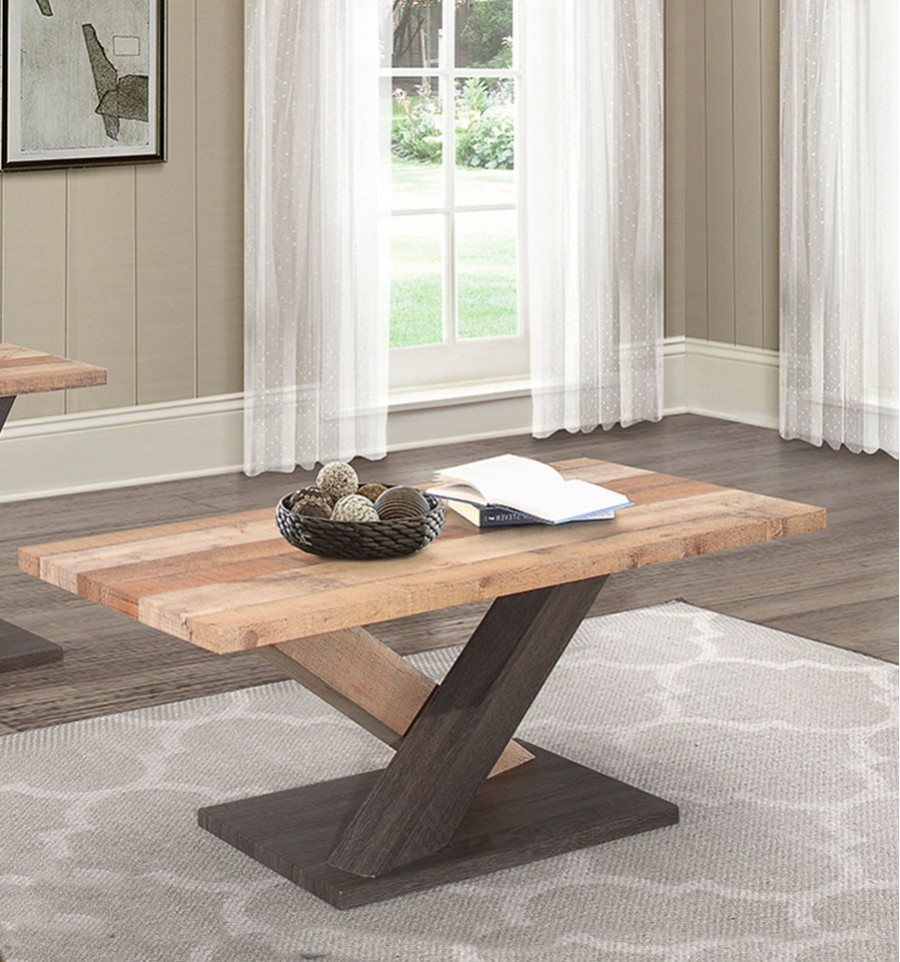 Morpheus Rustic Coffee Table