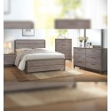 JASMINE 8 PIECE QUEEN BEDROOM SET