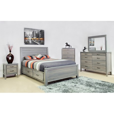 VANESSA BEDROOM SET