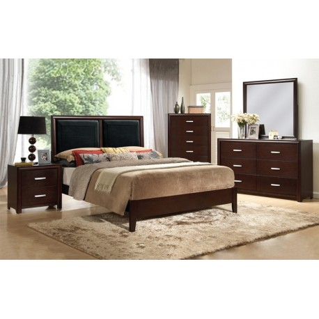 REBECCA BEDROOM SET