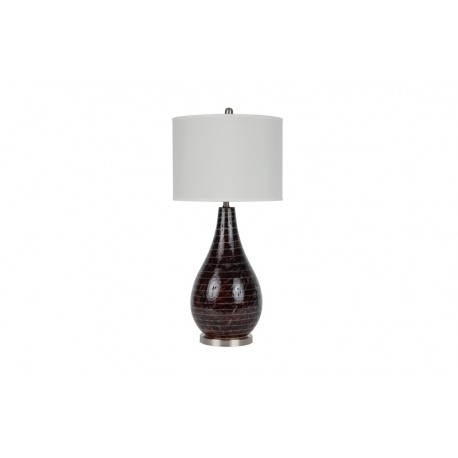 Glass Mozaic Table Lamp