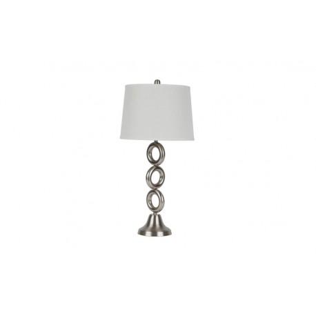 Metal Ring Table Lamp