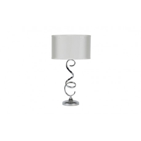 Metal Twister Table Lamp