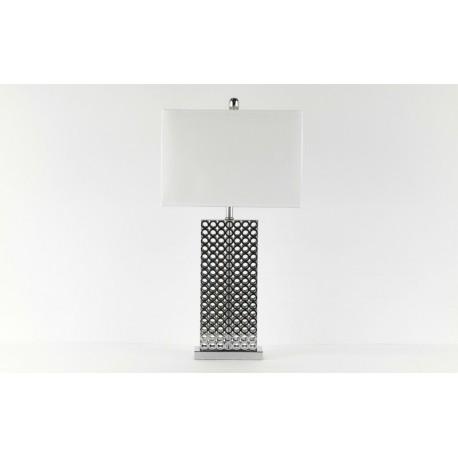 Metal Ring-Mesh Table Lamp