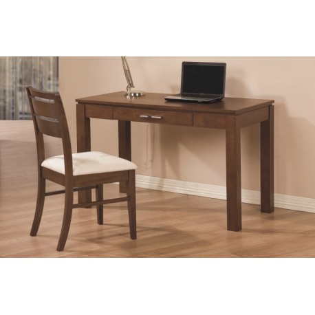 Alexis Walnut Writing Desk