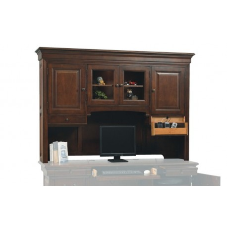 Classic Cherry Hutch for Credenza