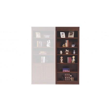 Classic Cherry Open Bookcase
