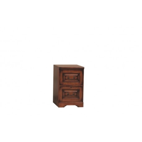 Country Cherry 2-drawer File