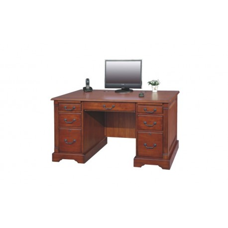Country Cherry 57 inch Desk