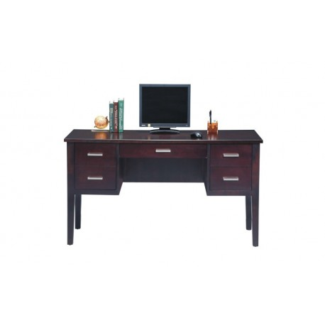 Kingston Espresso 54 inch Desk