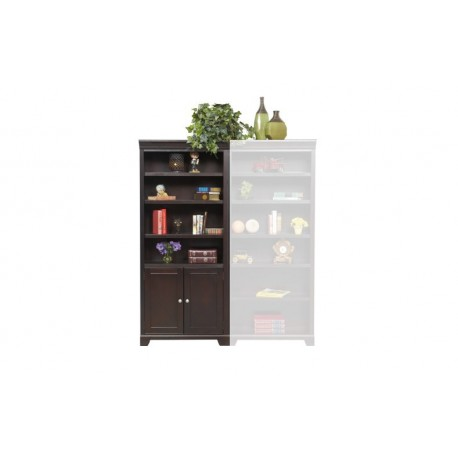 Metro 32-inch Bookcase with Doors