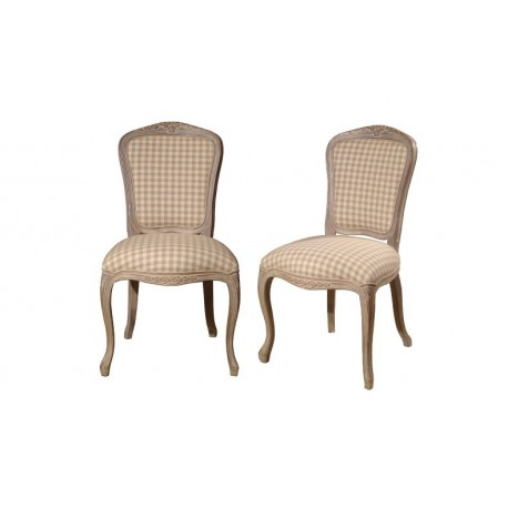 Vie en Provence Upholstered Chair