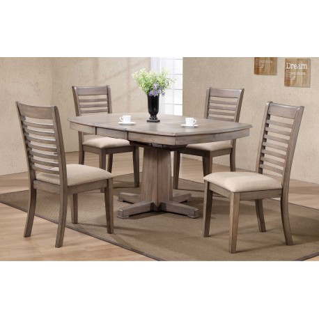 MALIBU GREY DINING SET