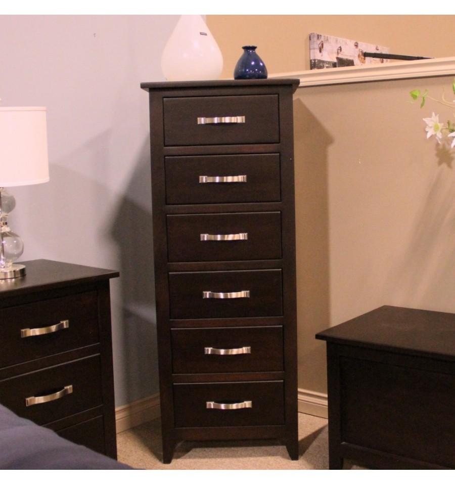 granite chest lingerie rio glossy drawers walnut in babyandkidz products com