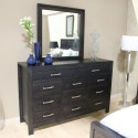 VALENCIA DRESSER AND MIRROR