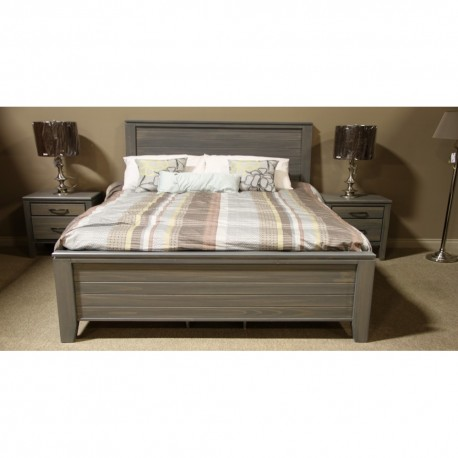 Vanessa King Storage Bed