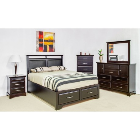 CASSANDRA BEDROOM SET