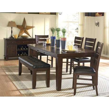 SADIE BROWN DINING ROOM SET