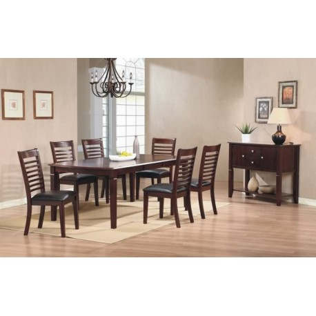 MALIBU LARGE DINING SET