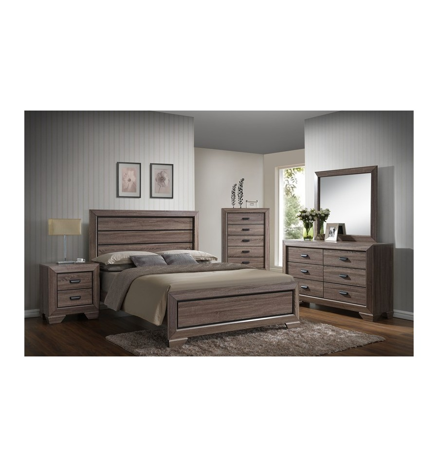 JESSICA 10 PIECE QUEEN BEDROOM SET